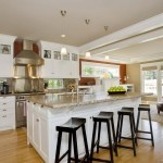 Kitchen Island With Seating And Storage
