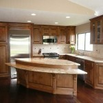 kitchen recessed lighting design