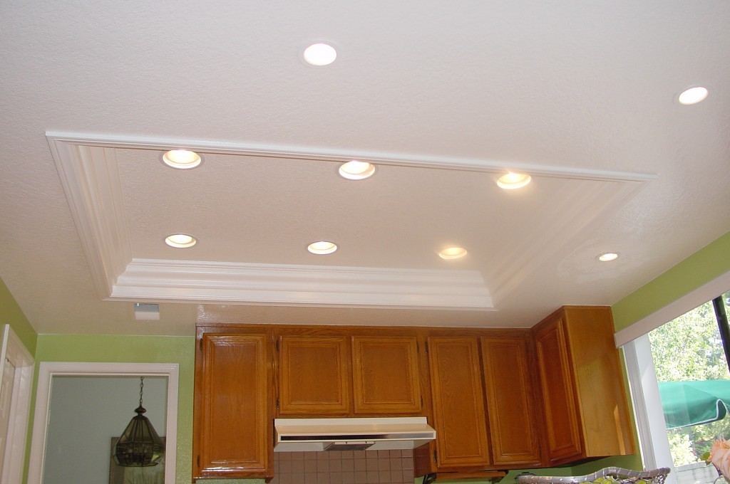 Kitchen Recessed Lighting
