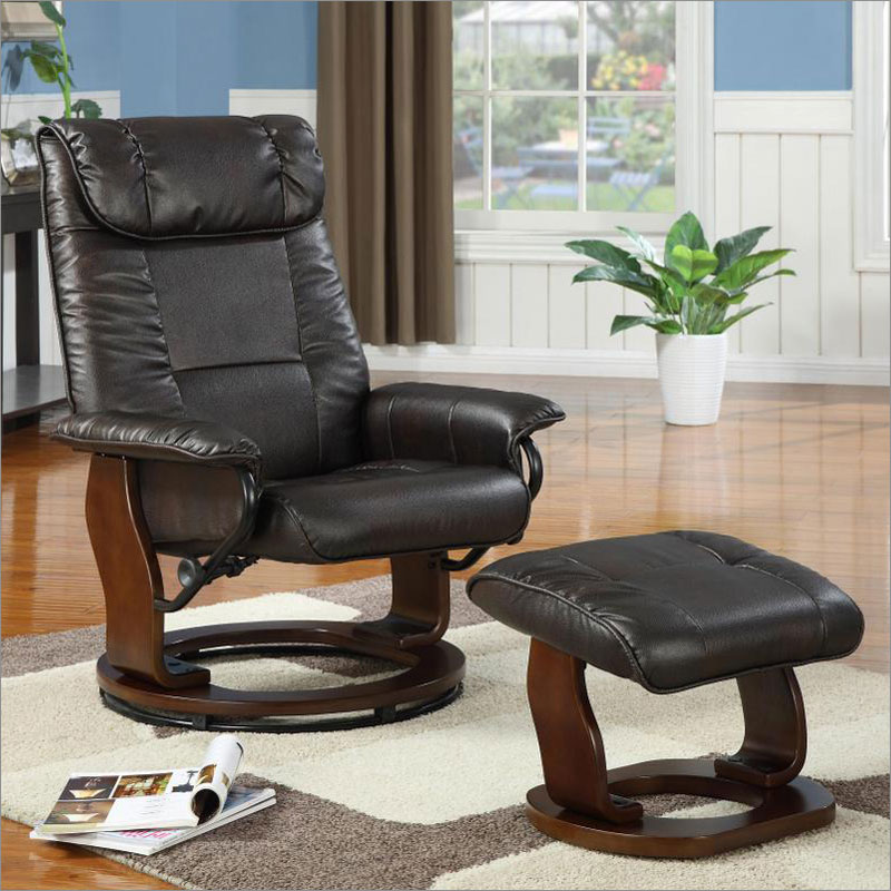 Leather swivel chairs for living room a creative mom for Swivel chairs for living room