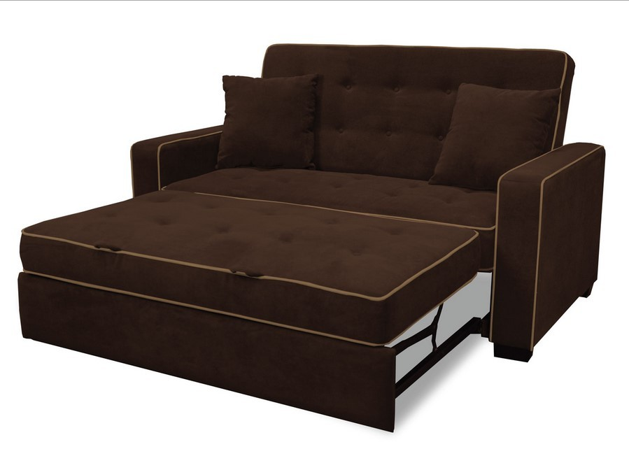 Loveseat Sofa Bed Cute Comfy Convenient A Creative Mom