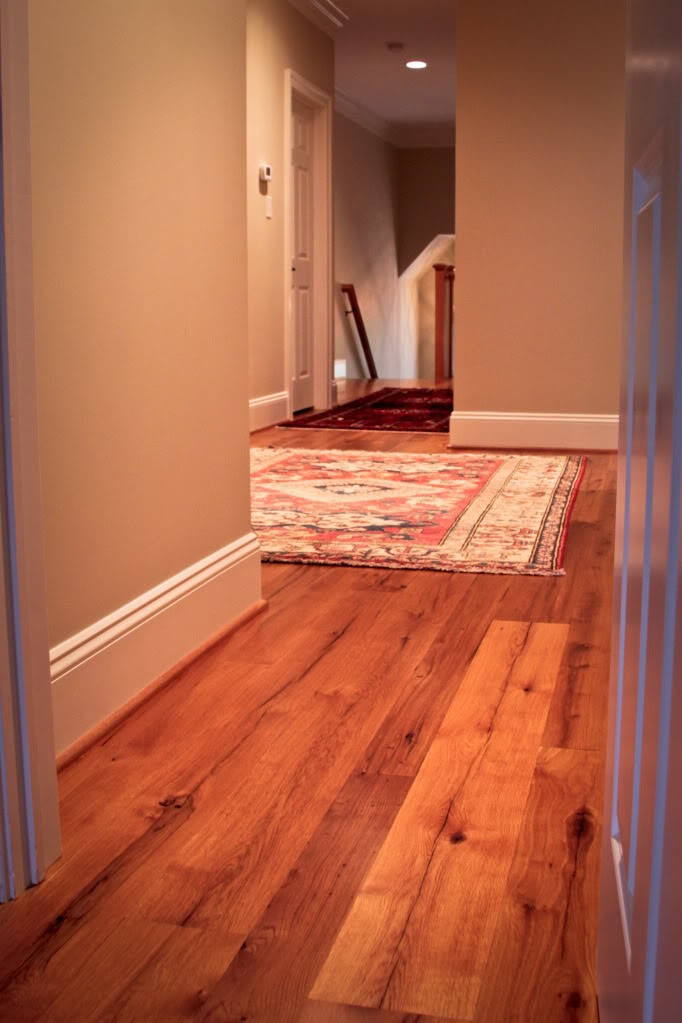 Eco friendly reclaimed wood flooring a creative mom for Recycled wood floors
