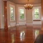 Refinishing Wood Flooring