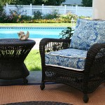 Resin Wicker Outdoor Dining Furniture