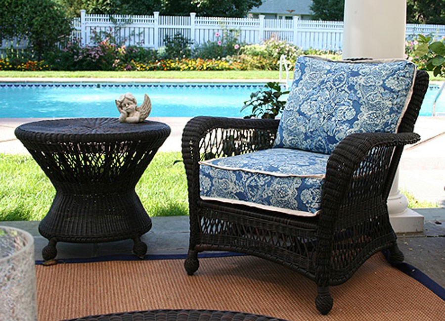 resin wicker outdoor dining furniture a creative mom