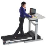 An IKEA Treadmill Desk Rescues Your Health
