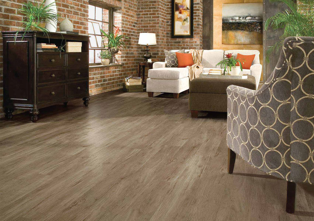 Wood Look Vinyl Flooring : The beauty and resilience of vinyl wood plank flooring a