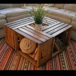 wicker side tables