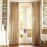 Window Treatments For Sliding Doors