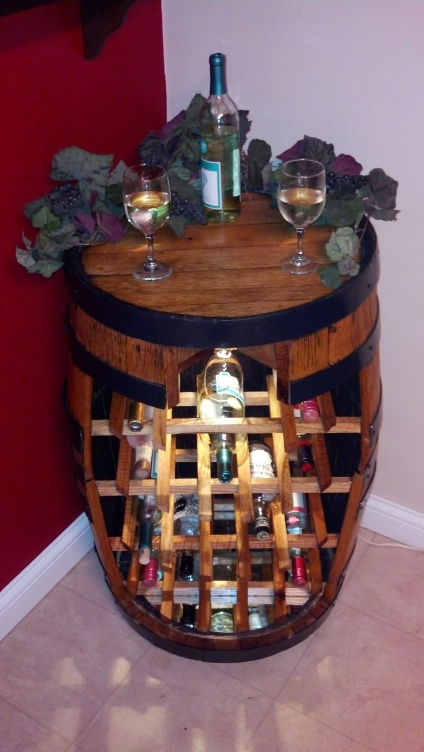 DIY Wine Rack Photos and Considerations