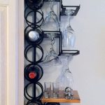 Hanging Wine Racks Metal