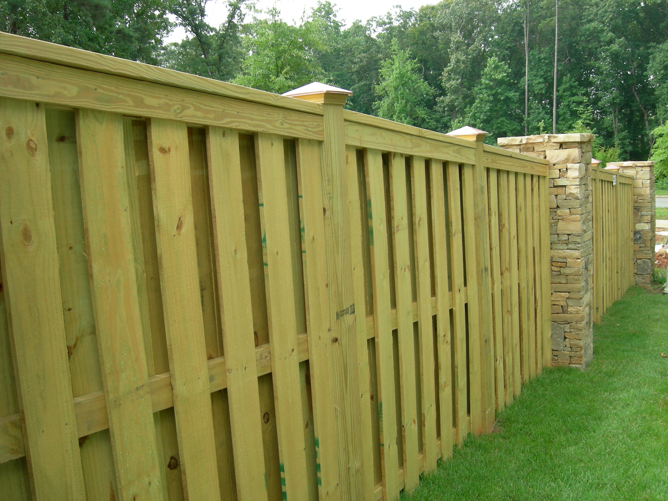 Shadow Box Fence Cost