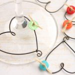Wine Charms Diy