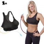 Wine Rack Flask Bra