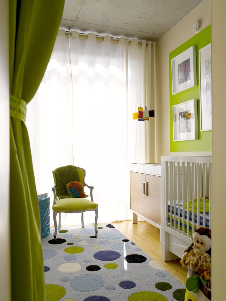 Decoration Ideas for a Baby Nursery
