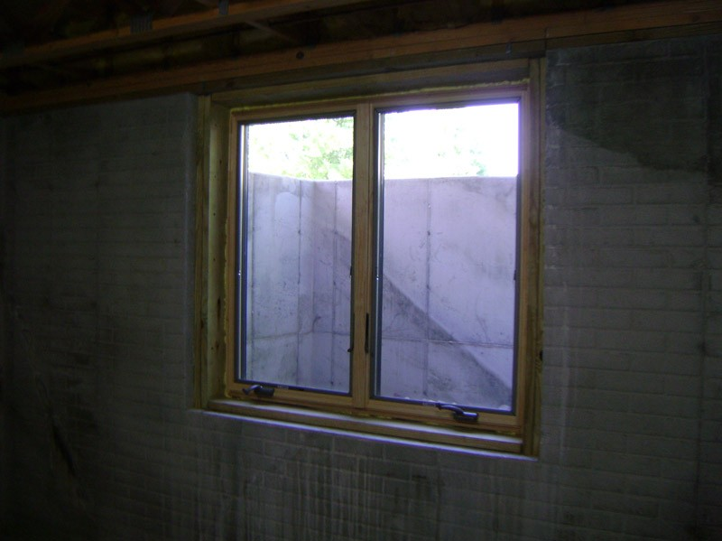Basement egress window requirements