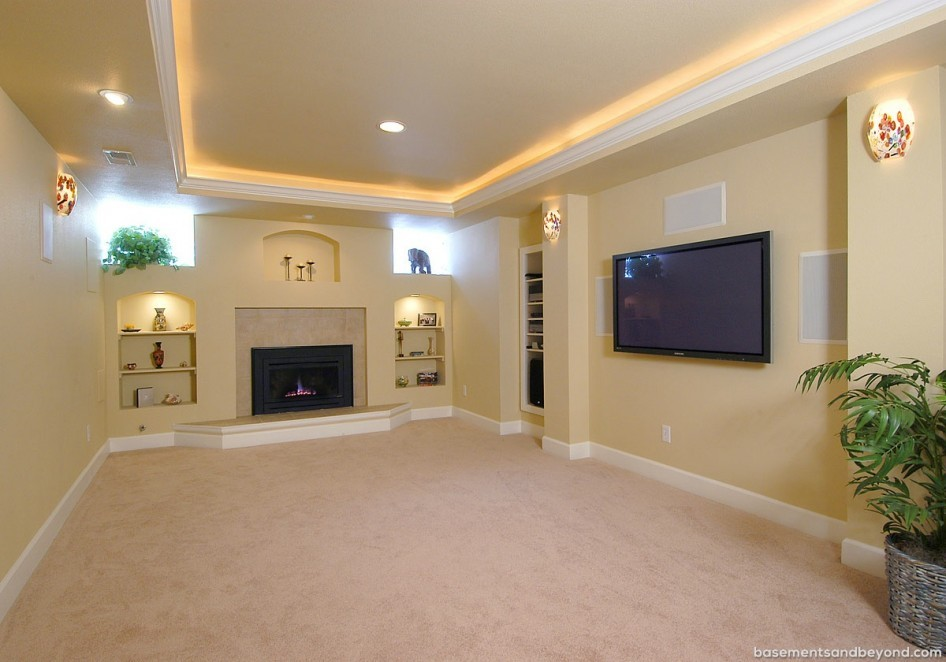 Basement light ideas