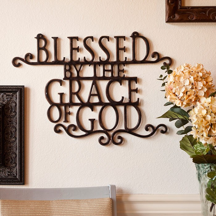 Christian kitchen decor