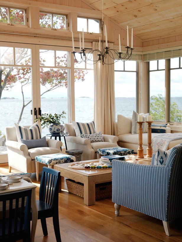 Coastal home design