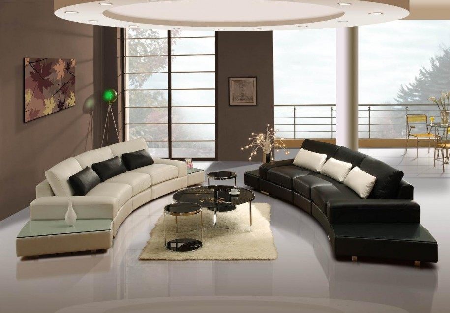 Contemporary home accents