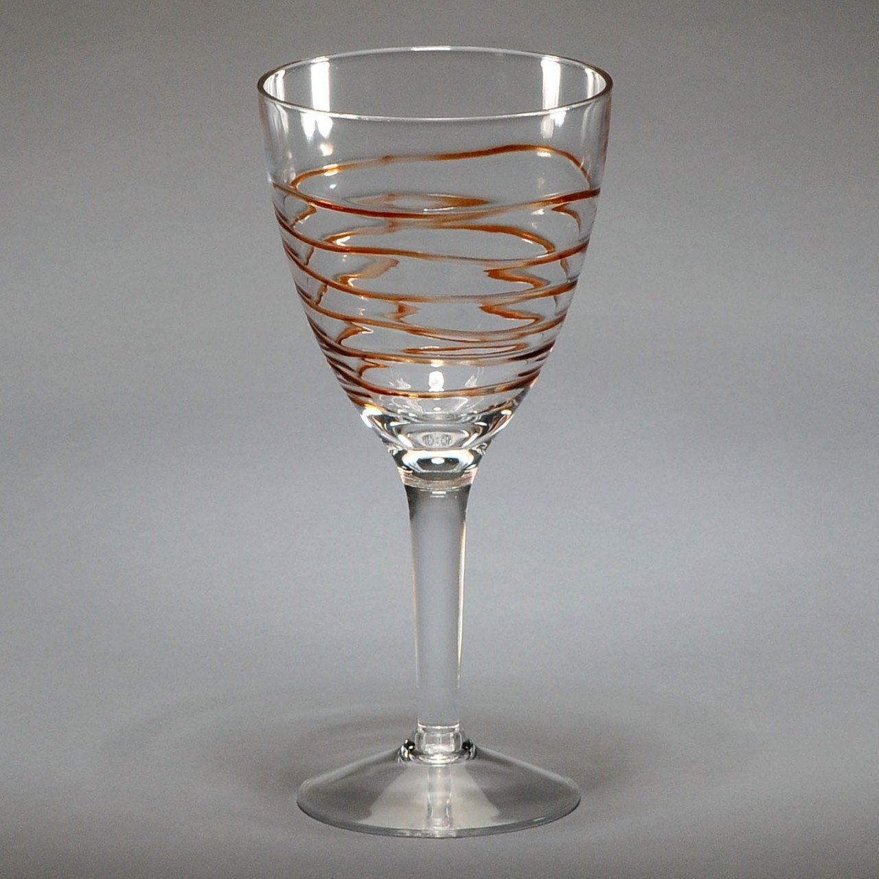 Decorative Wine Glasse