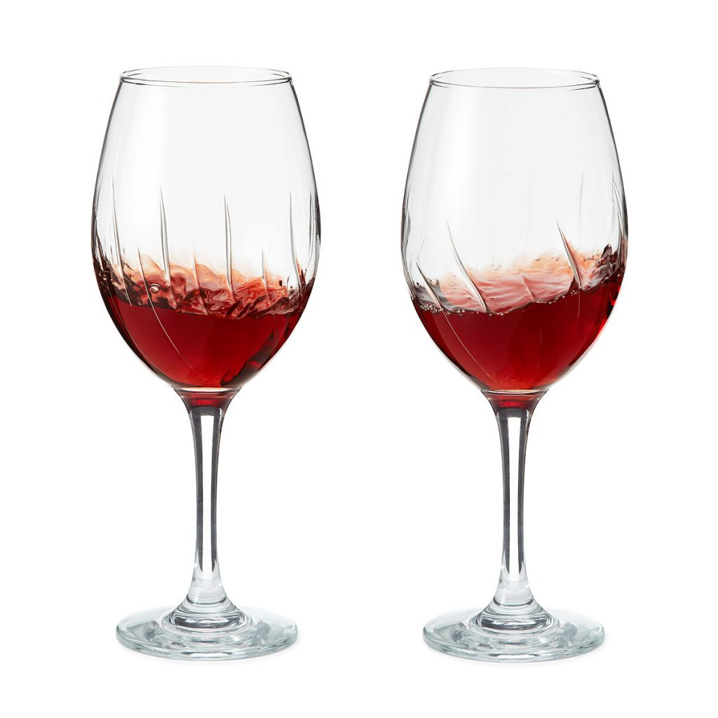 20 decorative wine glasses for impressing your guests a