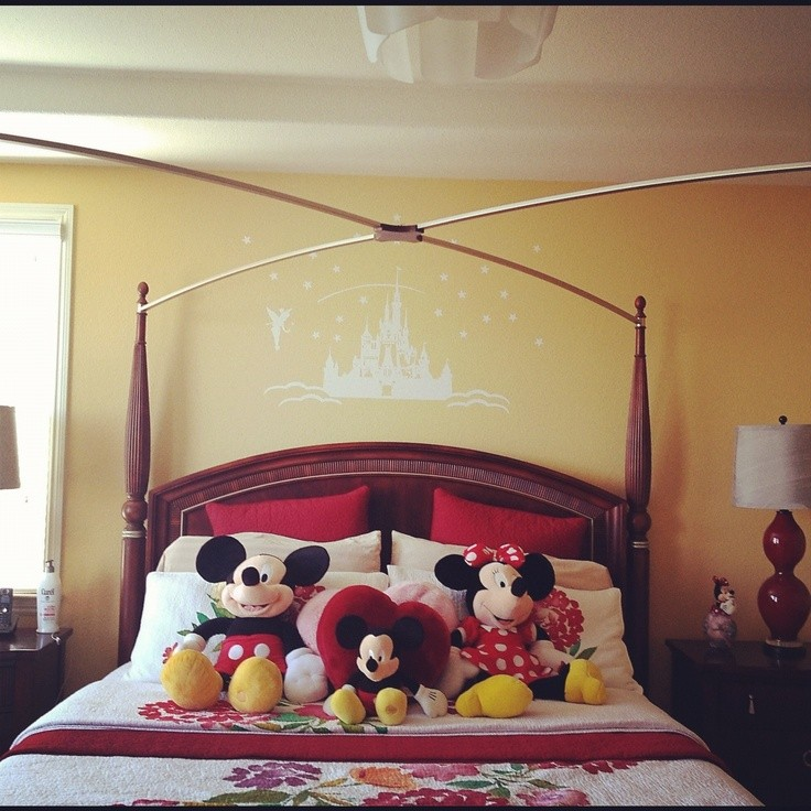 Disney inspired home decor