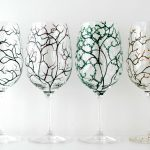Diy Decorative Wine Glasses