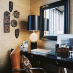 Wonderful Modern Elegant Style Office Decorating Ideas For Men
