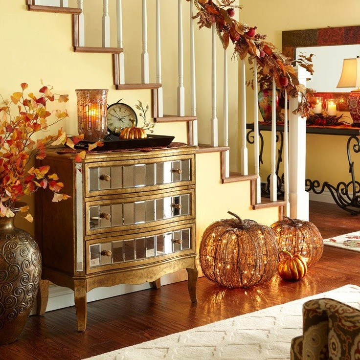 Fall decor for the home