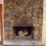 Fireplace Lava Rock