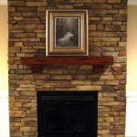 Fireplace Rock Veneer