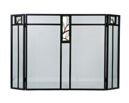 Decorative Fireplace Screens – More Than a Fireplace Accessory