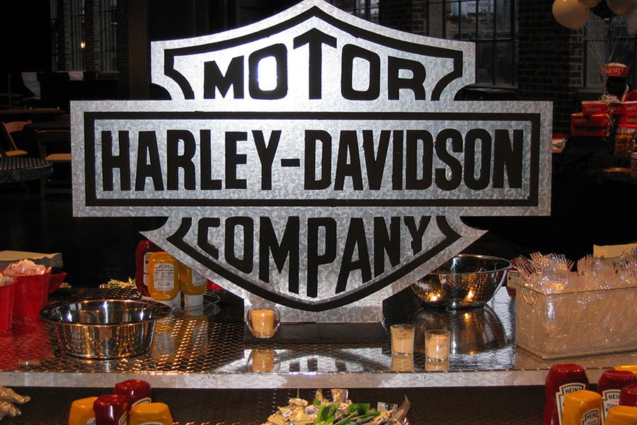 15 Harley Davidson Home Decor Ideas