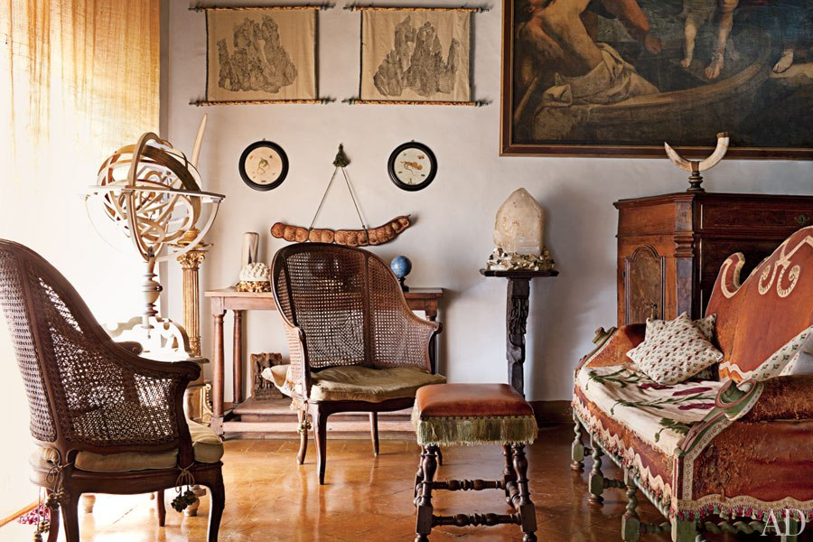 Italian Home Décor, Art, and Ideas