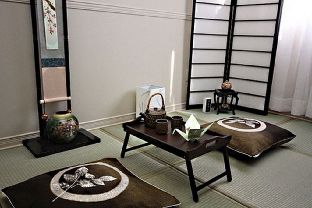 Japanese home decoration