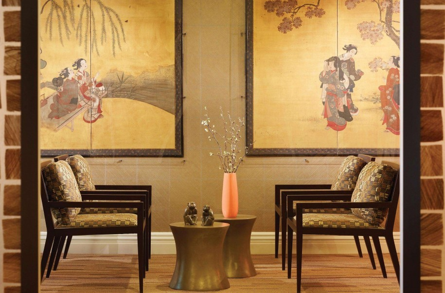 Japanese inspired home decor