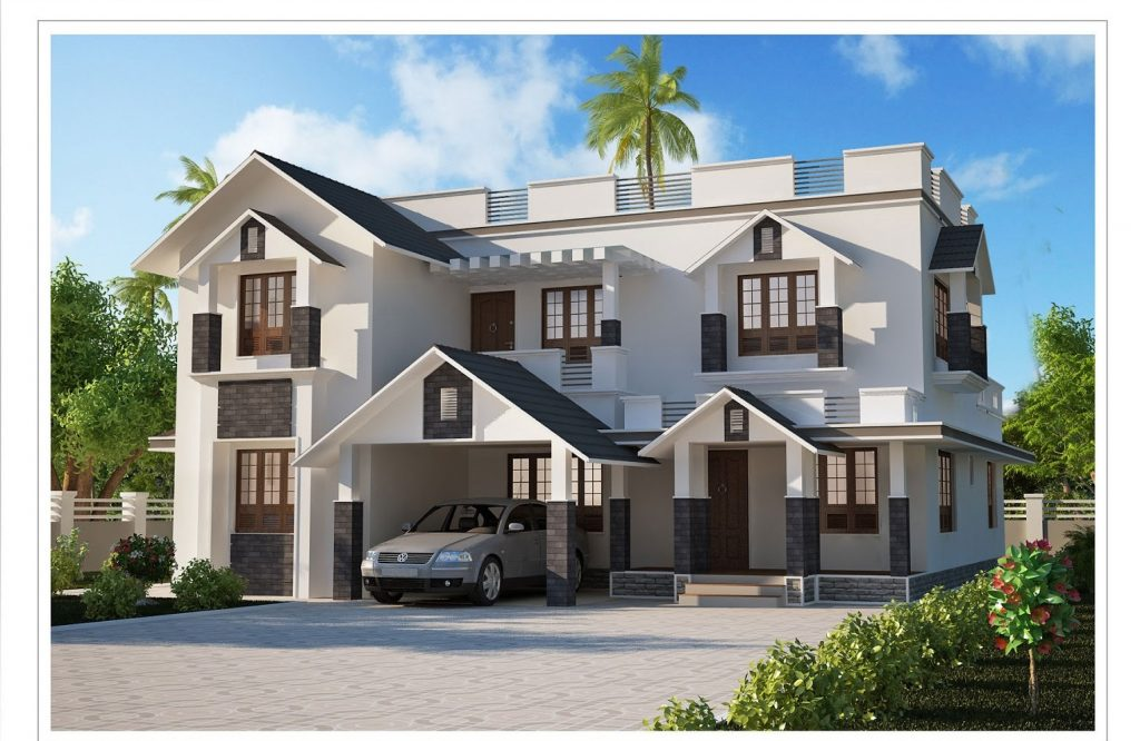 Kerala Home Designs Photos In Single Floor