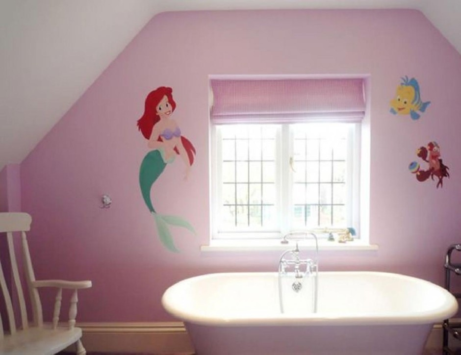 Mermaid room ideas