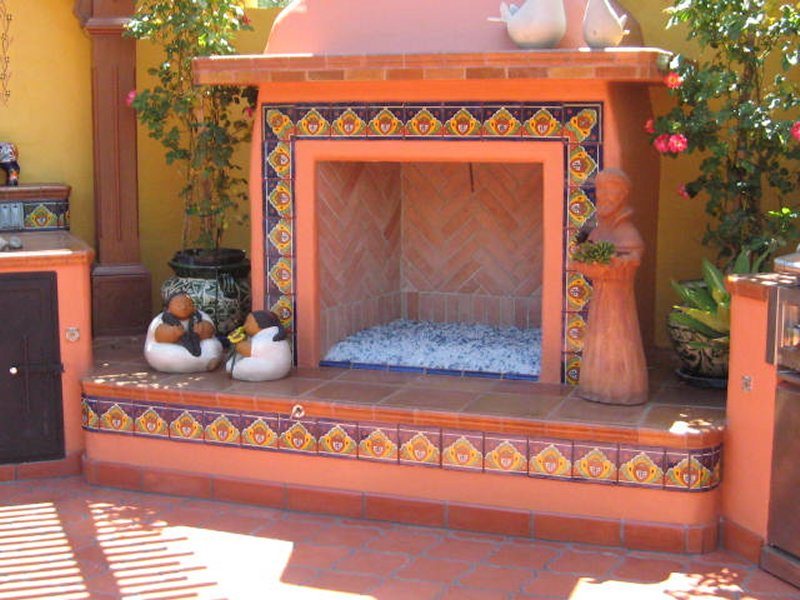 Mexican home decorating ideas