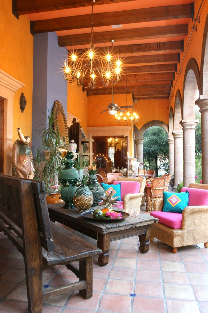 Mexican style furniture