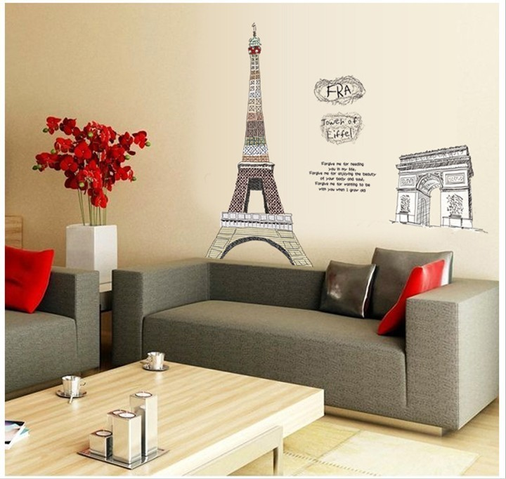 Paris france home decor