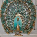 Peacock Bedroom Decor
