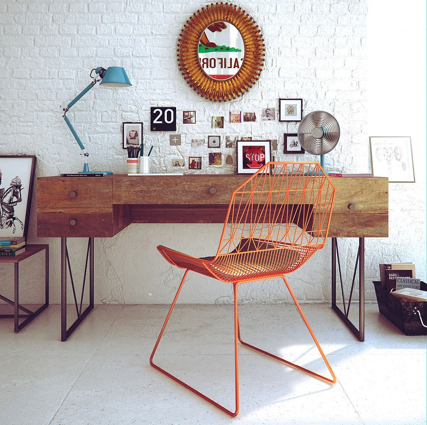 Retro style furniture