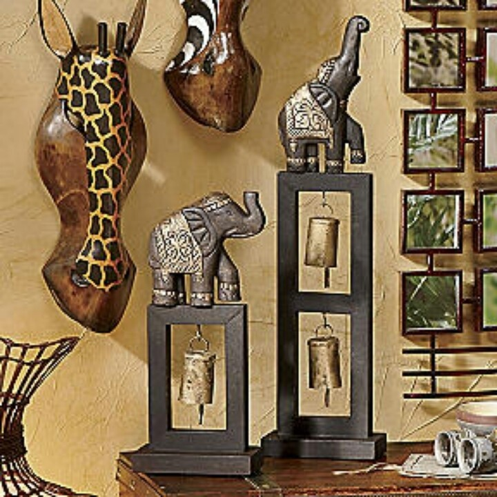 Safari home decor ideas