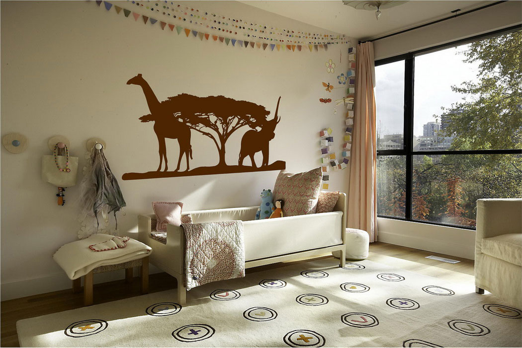 Wild and Wonderful Safari Home Décor
