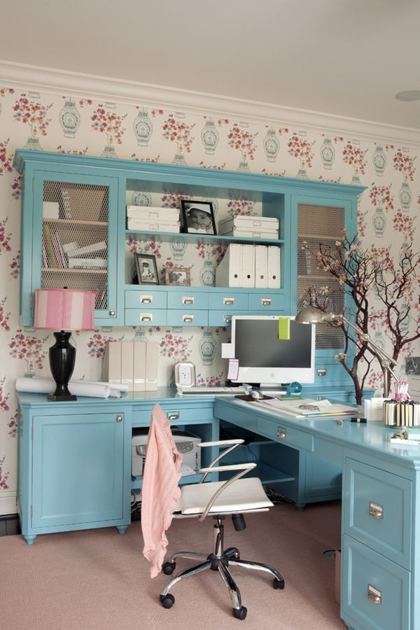 Turquoise home design