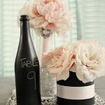 wedding wine bottle decorations
