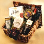 wine basket gift ideas