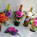 Wine Bottle Centerpieces For Wedding